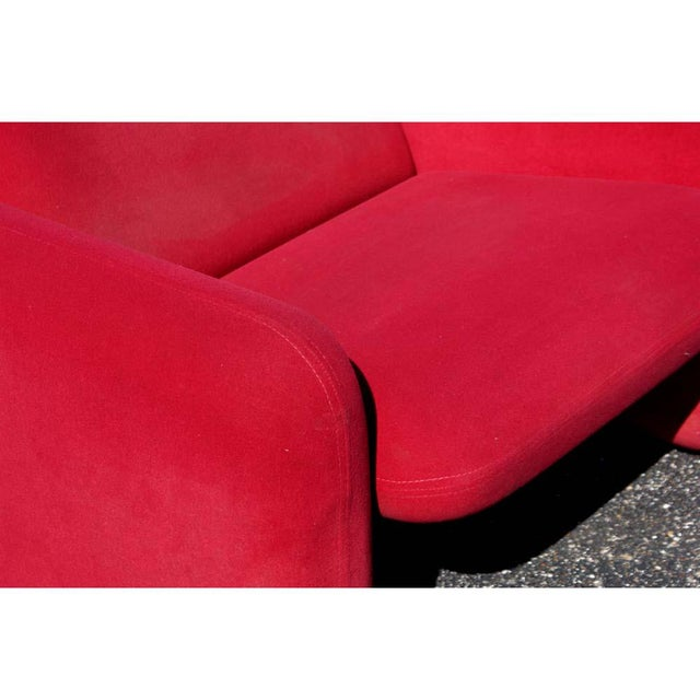 Ray Wilkes 1 Herman Miller Ray Wilkes Chiclet Lounge Chair For Sale - Image 4 of 6