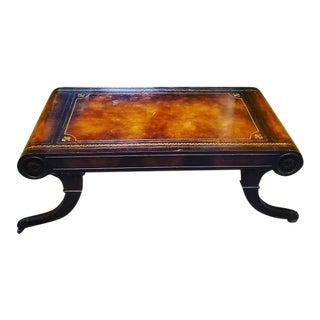 Weiman Heirloom Regency Coffee Table For Sale
