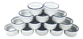 Image of Danish Modern Serving Dishes and Pieces