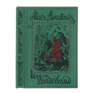 "1948 ""Alice's Adventures in Wonderland"" Collectible Book For Sale"