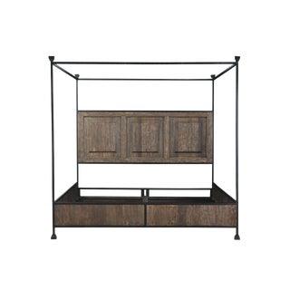 Cecile Platform Wooden Bed For Sale