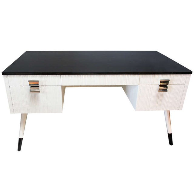 Paul Frankl Mid-Century Desk - Image 1 of 5