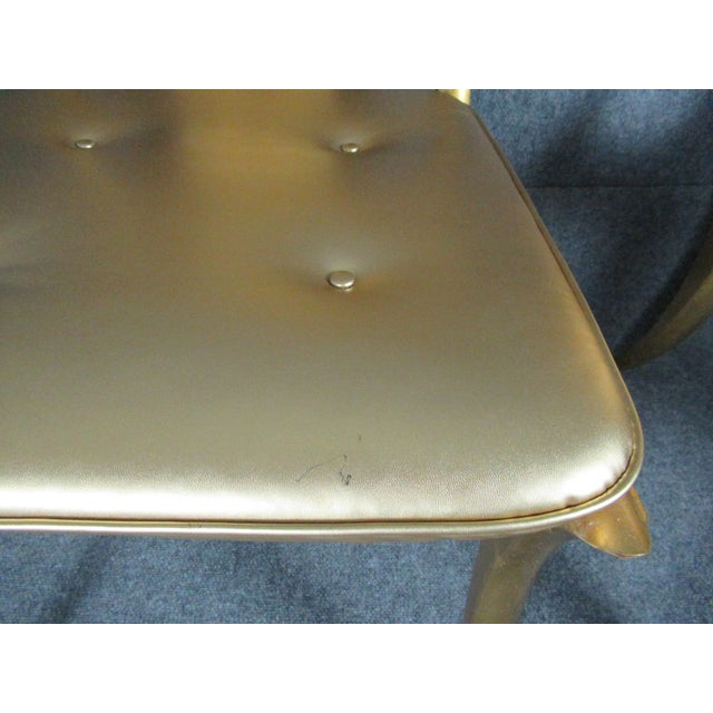 Vintage Mid-Century Modern Klismos Chairs- a Pair For Sale - Image 10 of 13