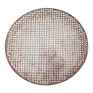 Large Mathieu Matégot Metal Plate or Platter, circa 1950 For Sale
