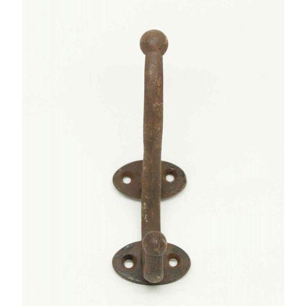 Single Iron Patina Hook - Image 3 of 4