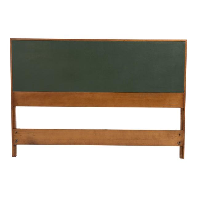 190s Mid-Century Modern Paul McCobb for Winchendon Planner Group Full Size Headboard For Sale