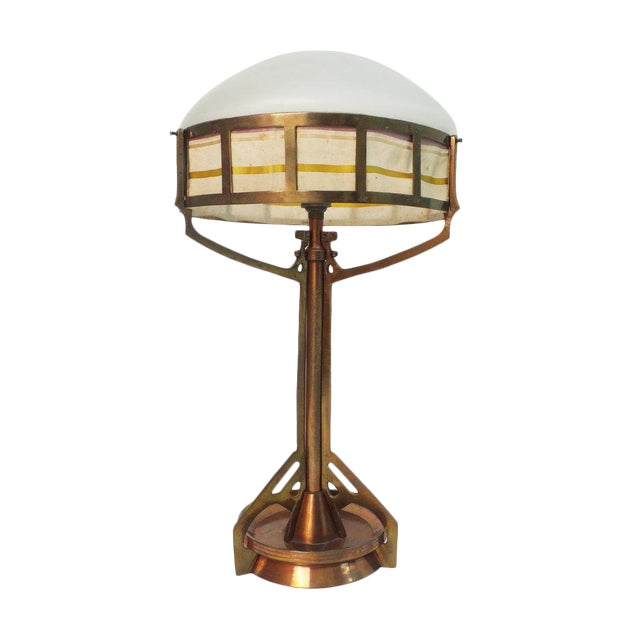 Superior jugendstil period table lamp decaso jugendstil period table lamp image 1 of 6 aloadofball Images