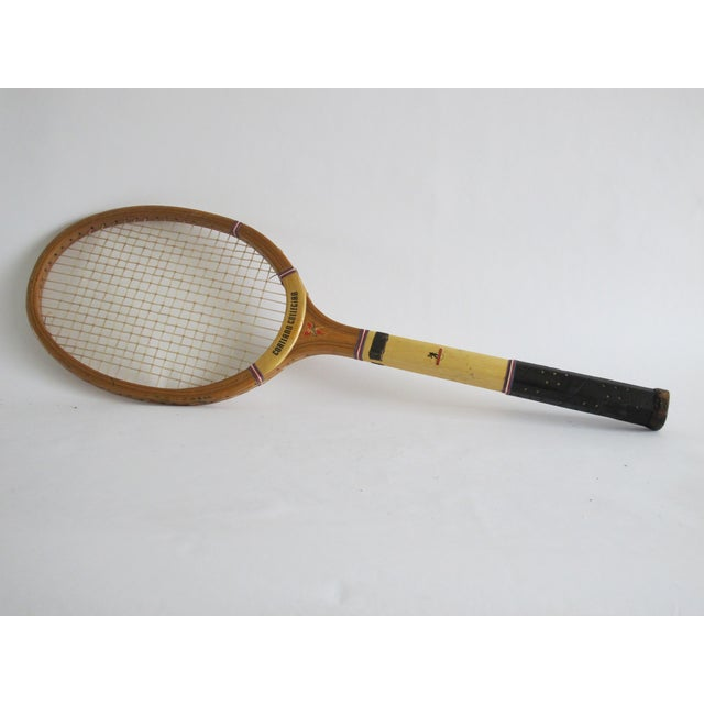 Cortland Collegian Tennis Racquet - Image 2 of 6
