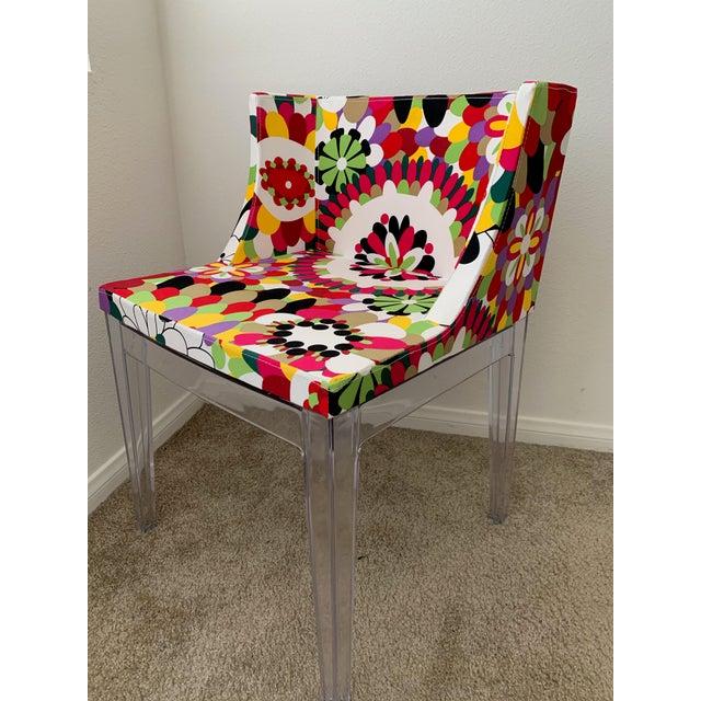 Kartell Phillipe Starck Missoni Mademoiselle Replica Chair For Sale - Image 9 of 9