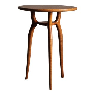 1970s Sculptural Studio Occasional Table For Sale