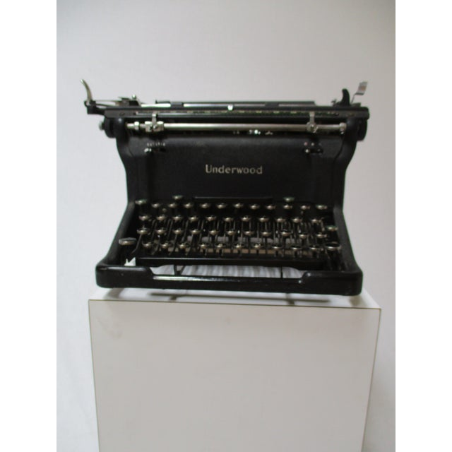 1920s Vintage Underwood Typewriter - Image 9 of 11
