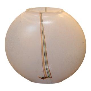 Bertil Vallien Signed Art Glass Vase for Kosta Boda Sweden For Sale