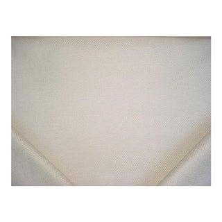 Kravet Smart 33832 Cream Antique Herringbone Upholstery Fabric - 14y For Sale