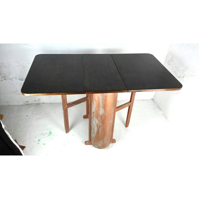Mid Century Modern Gateleg Table - Image 4 of 10
