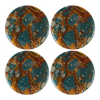 Lawrence Dinner Plate - Set of 4 For Sale