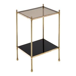 Art Deco Period Side Table by Maison Baguès For Sale