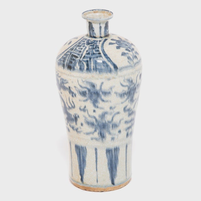 First developed during the Tang dynasty, blue-and-white porcelain has been treasured for centuries. Renowned for its...