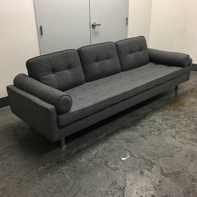 Gray Vioski Chicago Sofa - Image 4 of 8