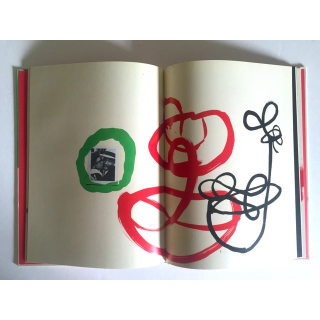 "Paper Keith Haring ""Eight Ball"" 1989 Rare 1st Edition Japanese Hardcover Collector Art Book For Sale - Image 7 of 11"