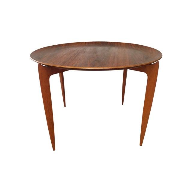 Fritz Hansen Danish Modern Folding Tray Table - Image 1 of 7