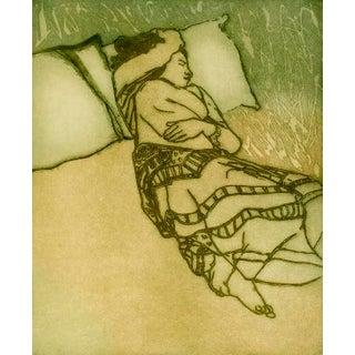 Jacklyn Friedman Art Print - r.e.m.