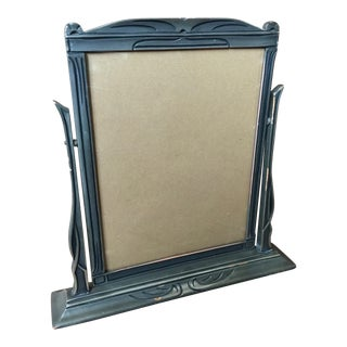 Art Deco Swing Table-Top Picture Frame