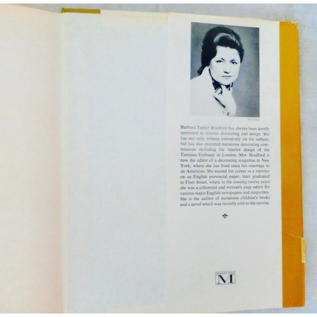 "Barbara Taylor Bradford ""Complete Encyclopedia of Homemaking Ideas"" Book For Sale - Image 9 of 11"