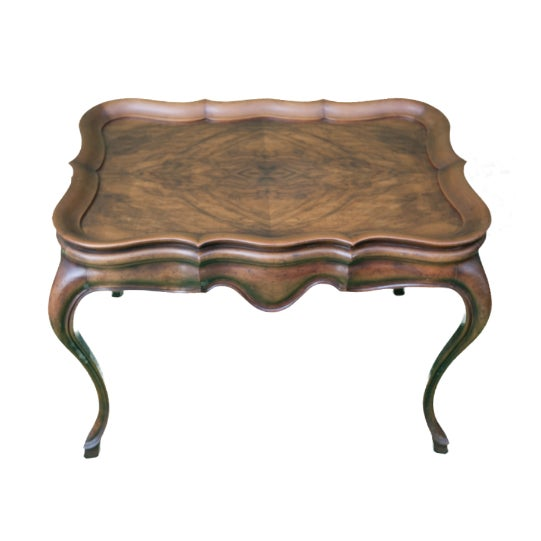 Baker French Provincial Coffee Table - Image 1 of 3