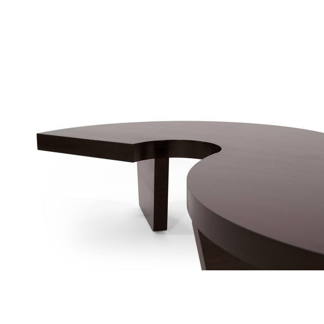 Mahogany Mahogany Harvey Probber Nucleus Coffee Table, 1952 For Sale - Image 7 of 10