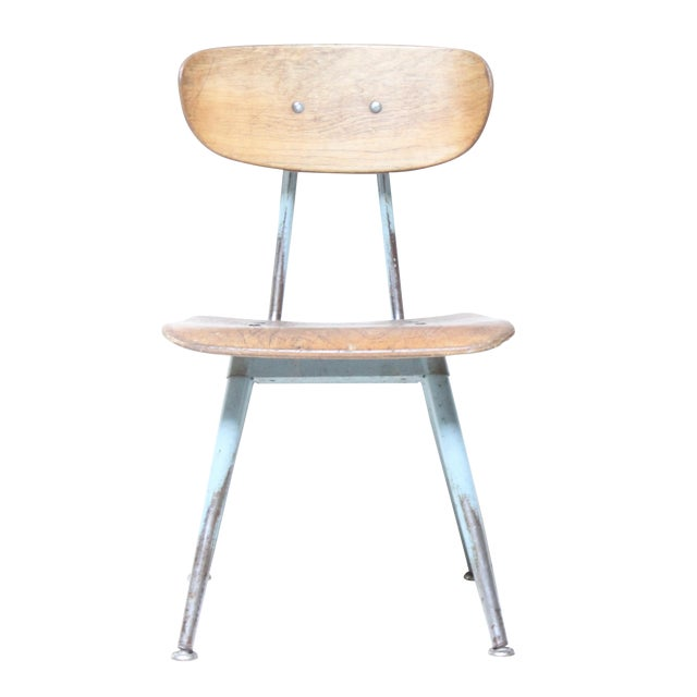 Child's School Chair - Image 1 of 3