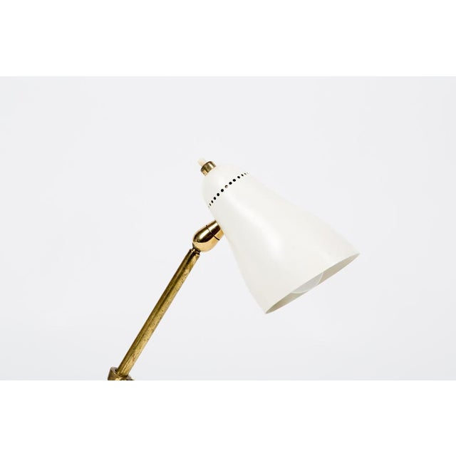 Giuseppe Ostuni 1950s Giuseppe Ostuni for Oluce Table or Desk Lamp For Sale - Image 4 of 12