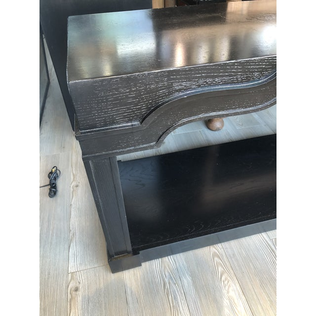 Moroccan Vintage Moroccan Sofa Table For Sale - Image 3 of 7