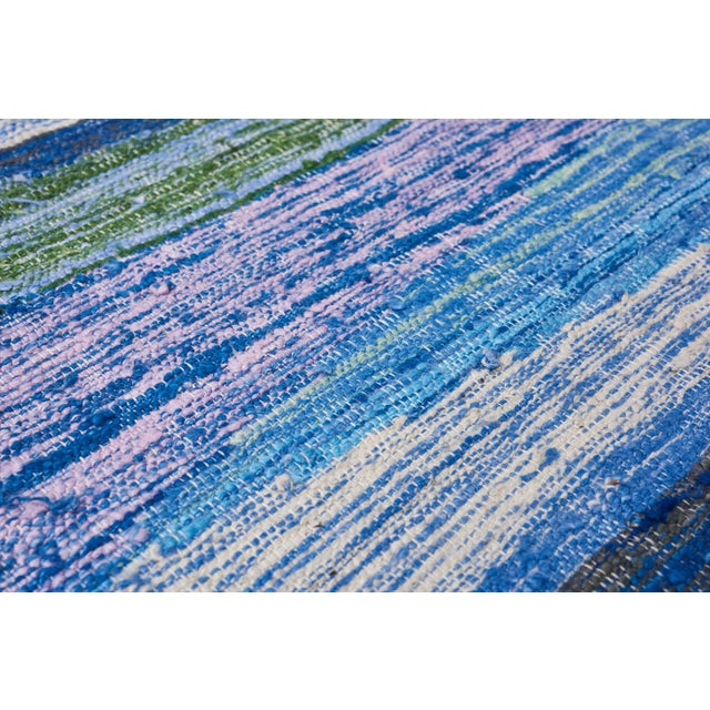 Early 21st Century Schumacher Nils Hand-Woven Area Rug, Patterson Flynn Martin For Sale - Image 5 of 6