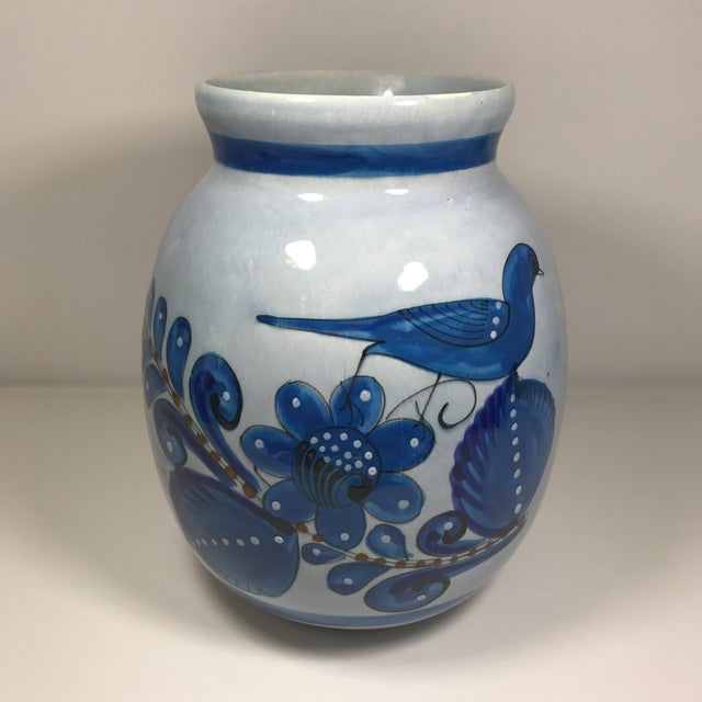 Hand Painted Mexican Pottery - Image 2 of 11