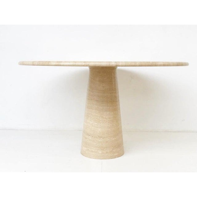 Dining Table in Style of Angelo Mangiarotti For Sale - Image 4 of 6
