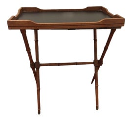 Image of Hollywood Regency Tilt-Top Tables
