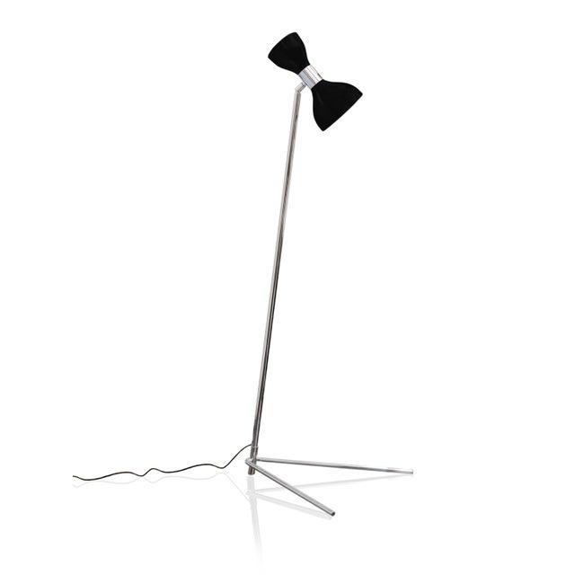 Contardi Lighting Contardi Tata Floor Lamp W/ Black Diffuser For Sale - Image 4 of 4
