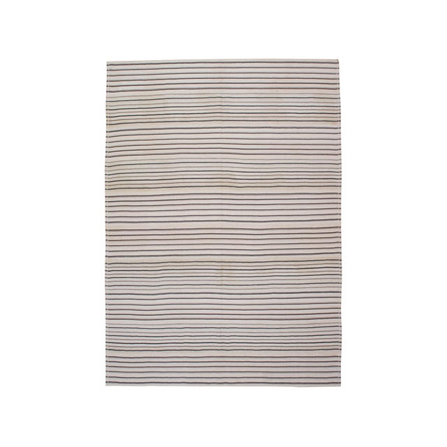 Large Striped Kilim For Sale