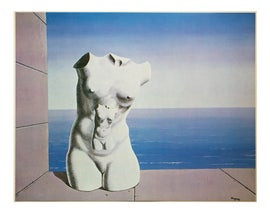 Image of René Magritte Reproduction Prints