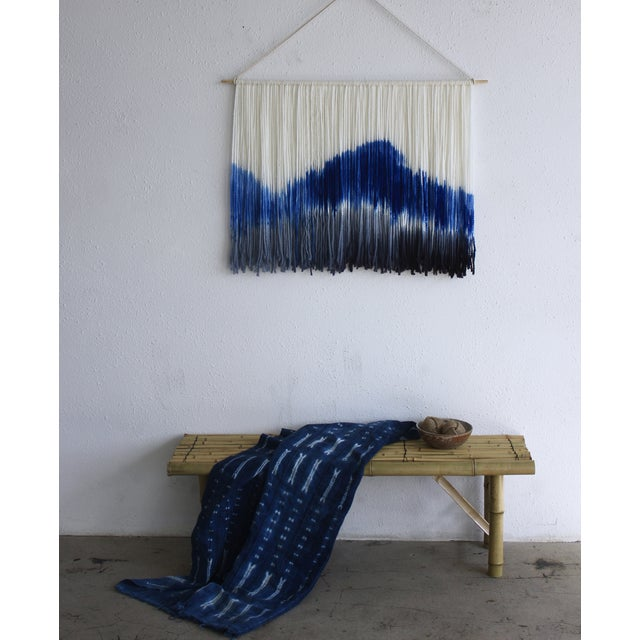 Hand Dyed Tapestry - Image 2 of 4