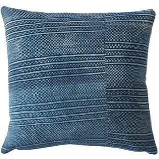Vintage Indigo Kilim Pillow