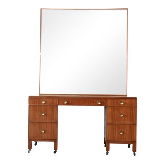 Edward Wormley for Dunbar Vanity Dresser, 1941 For Sale