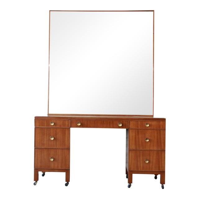 Edward Wormley for Dunbar Vanity Dresser, 1941 For Sale