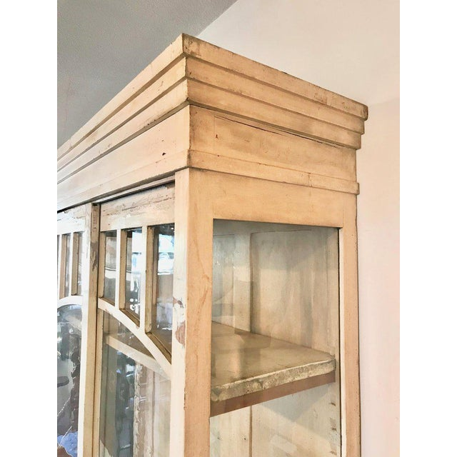 Late 19th Century Tall Cabinet From Madrid For Sale - Image 10 of 13