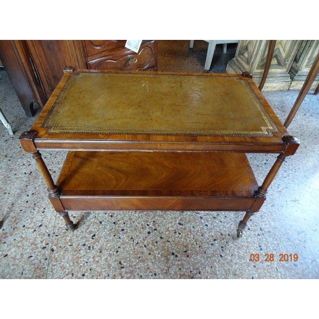 Vintage French Coffee Table For Sale - Image 11 of 11