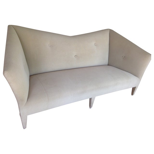 John Hutton for Angelo Donghia Sofa For Sale