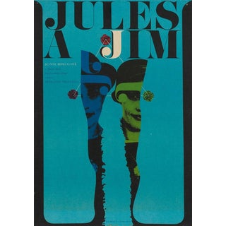 "Zdenek Ziegler ""Jules Et Jim"" For Sale"
