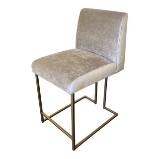 Modern Resource Decor Ashton Counter Side Chair For Sale