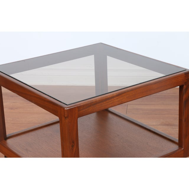 Brown & Saltman Side Tables- A Pair - Image 8 of 10