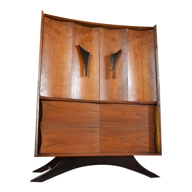 Mid-Century Atomic Dresser - Image 1 of 7